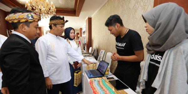 Percepat Pembangunan Bandung 1000 Kampung, Pemkab. Bandung Gandeng HIPMI