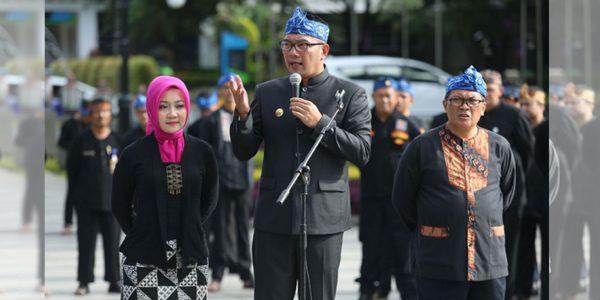 Kang Emil & Oded Pamit Meninggalakan Pemkot Bandung