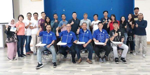 Rapat Kerja Cabang Perbasi Kota Bandung 2018 Berlangsung Lancar