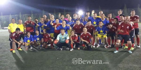KSBB kalahkan Oldstar Malaysia 5 – 4