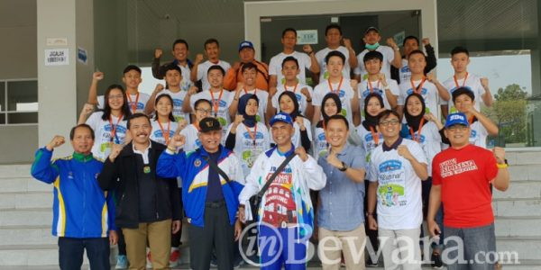 Atlet Bulutangkis Pelatda Kota Bandung Siap Bertanding di PORDA XIII 2018