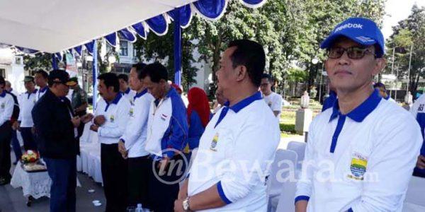 Hari Olahraga Nasional (Haornas) ke XXXV Tingkat Kota Bandung