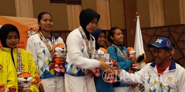 Shorinji Kempo Kota Bandung Berhasil Melampaui Target di PORDA ke XIII