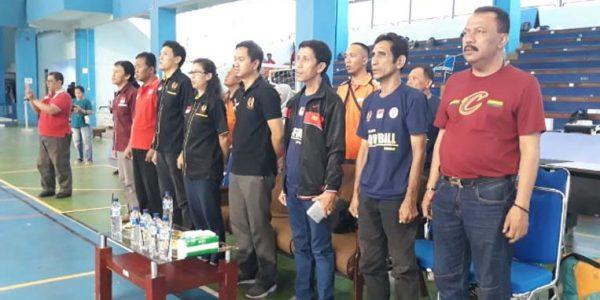 Korfball Untuk PON 2020 Papua