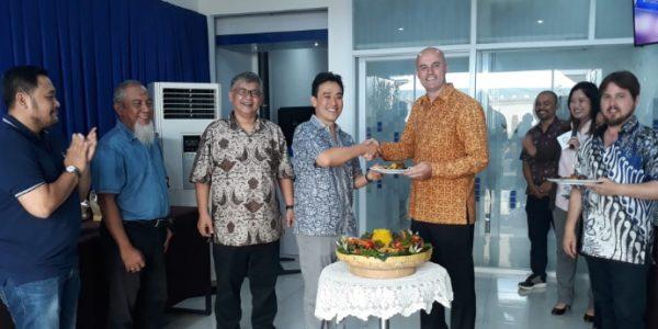 Peresmian Sekolah Enter Audio House di Bandung