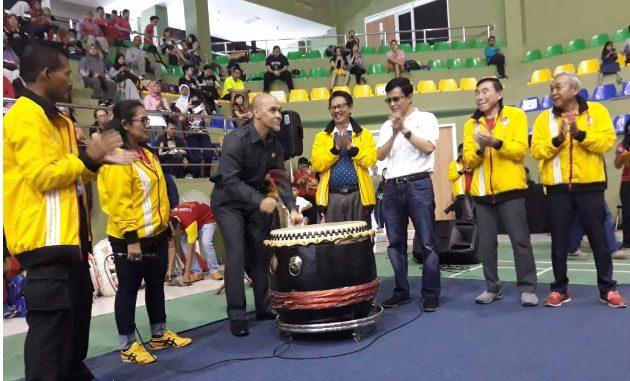 Kejuaraan Wushu Kota Bandung 2019
