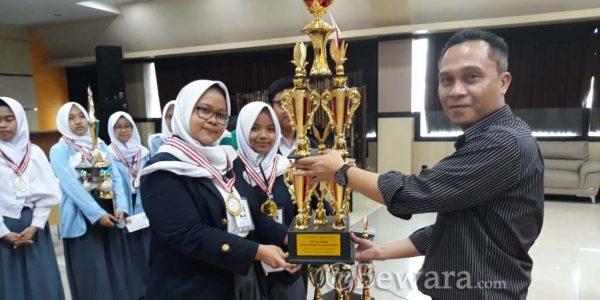 SMK Pasundan 1 Juara Stiepas Accounting Competition (SAC)