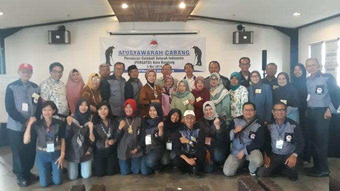 Persatuan Gate ball Seluruh Indonesia