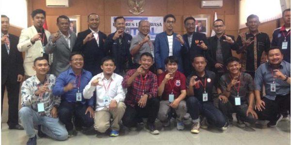 Bilal Ihsan M Priatna Terpilih Menjadi Afkot Kota Cimahi 2019-2023