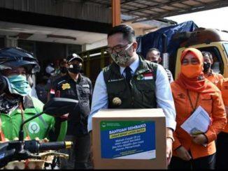 PSBB Jawa Barat ojol
