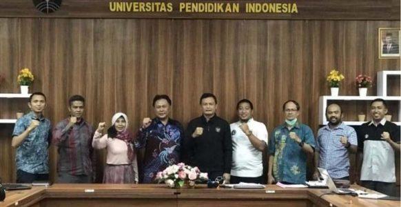 Kerjasama Prodi PKO FPOK UPI Dengan PSSI