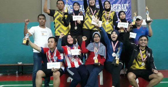 Kejuaraan Bulu Tangkis Rifani cup