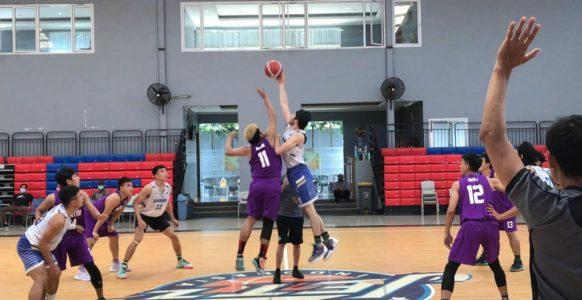 Tim Pelatda Basket Jabar Menang Pertandingan Uji Coba atas Tim Pelatda Basket Banten